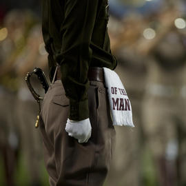 texas a&m rotc member
