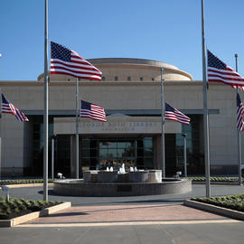the george h.w. bush presidential library