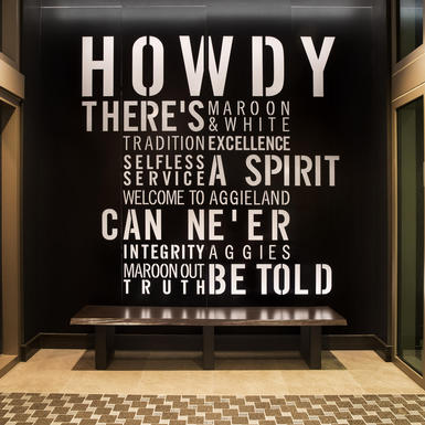Howdy entrance