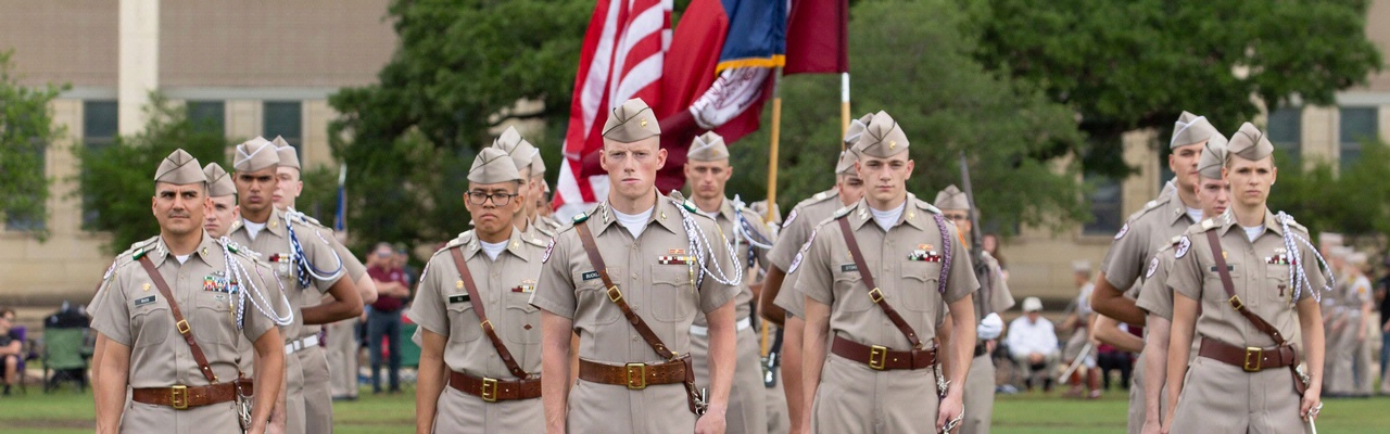 Sanders Corp of Cadets Center